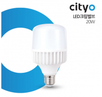 Led Trụ Cream Bulb 20W
